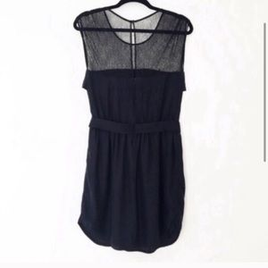 Sandro dress. Size 2 / small. Little black dress.
